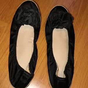 Wanted ladies black flats size 9